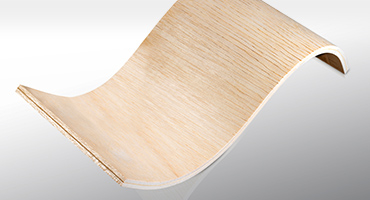 BANOVA® FLEX | Extremely flexible bendable plywood